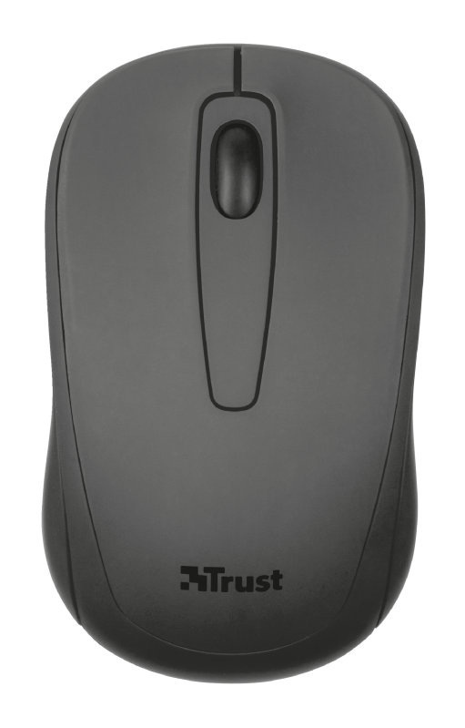 Ziva Wireless Compact Mouse-Top