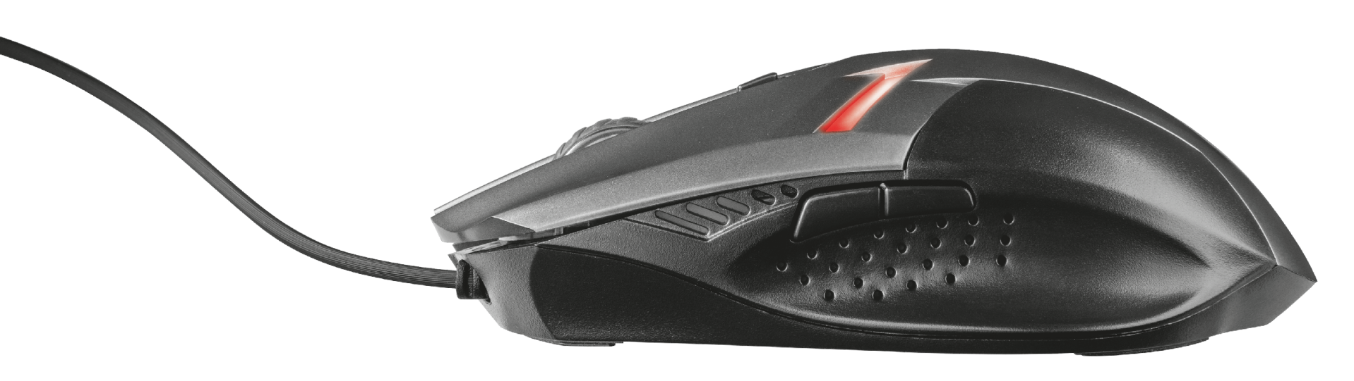 Ziva Gaming Mouse-Side