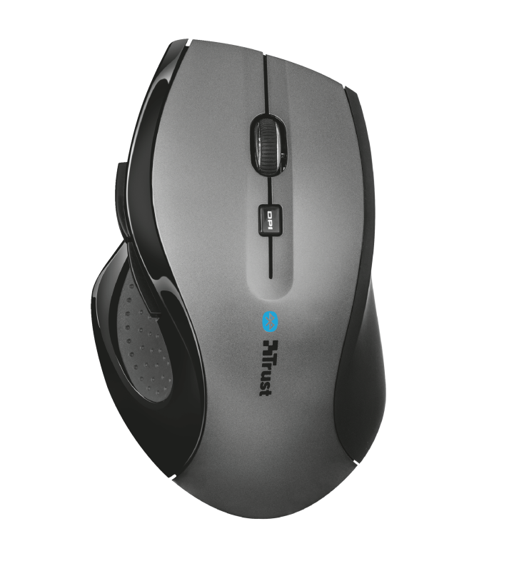 MaxTrack Bluetooth Compact Mouse-Top