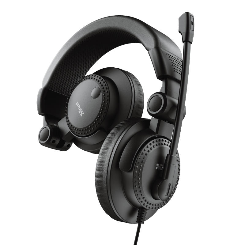 Como Headset for PC and laptop-Extra
