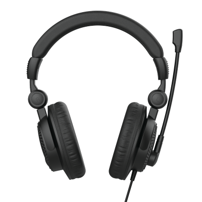 Como Headset for PC and laptop-Front