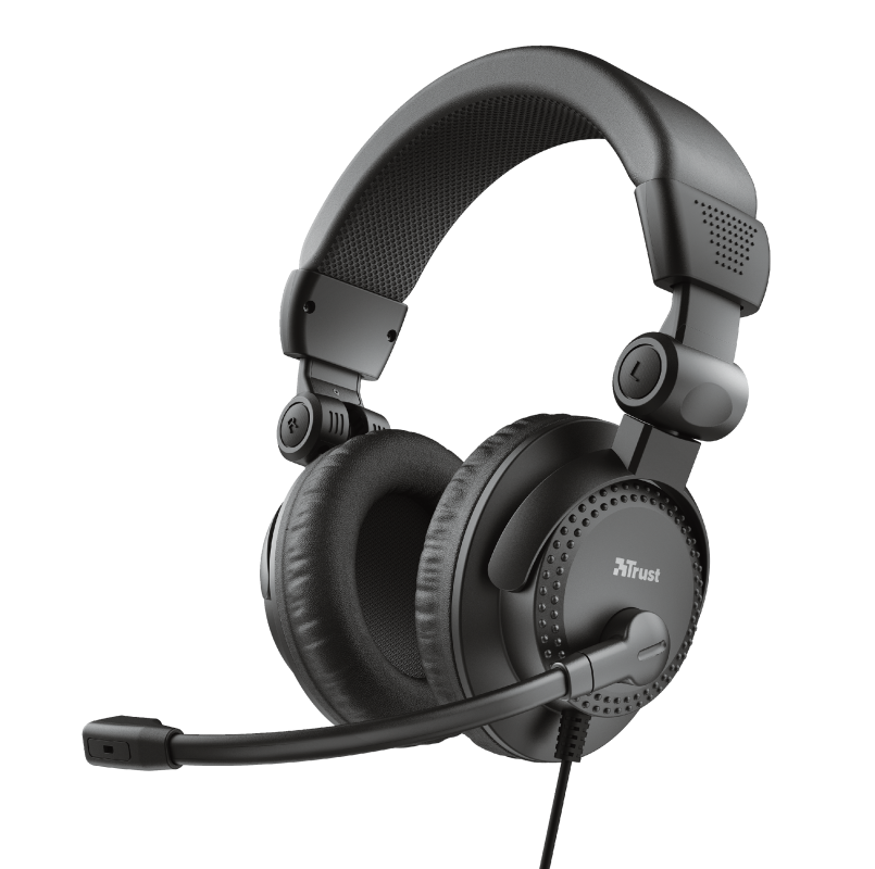 Como Headset for PC and laptop-Visual