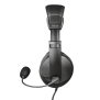 Quasar Headset for PC and laptop-Side