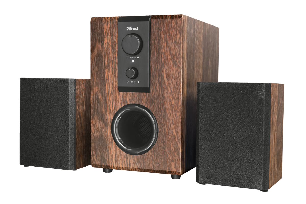Silva 2.1 Speaker Set for pc and laptop-Visual