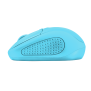 Primo Wireless Mouse - neon blue-Side