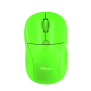 Primo Wireless Mouse - neon green-Top