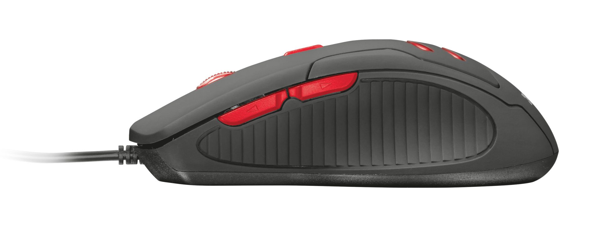 Ziva Gaming Mouse with mouse pad-Side