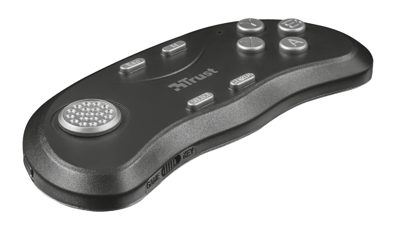 Setus Virtual Reality Bluetooth Controller for Android-Visual