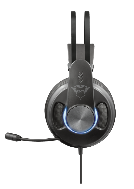 GXT 383 Dion 7.1 Bass Vibration Gaming Headset-Side