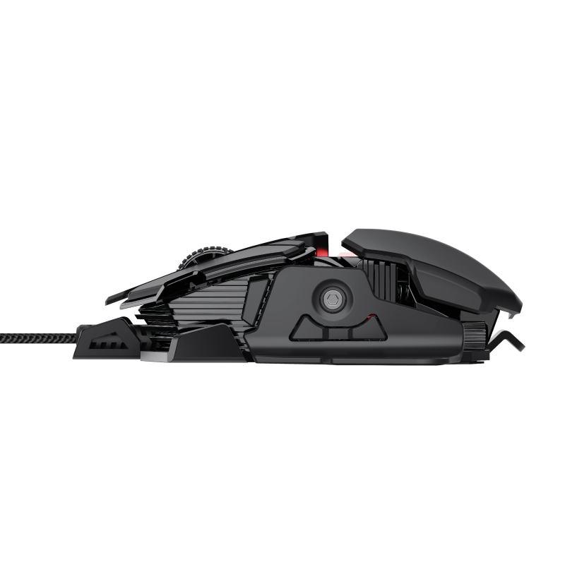 GXT 138 X-Ray Illuminated Gaming Mouse-Side