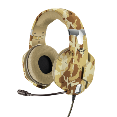 GXT 322D Carus Gaming Headset - desert camo-Visual