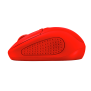 Primo Wireless Mouse - matte red-Side