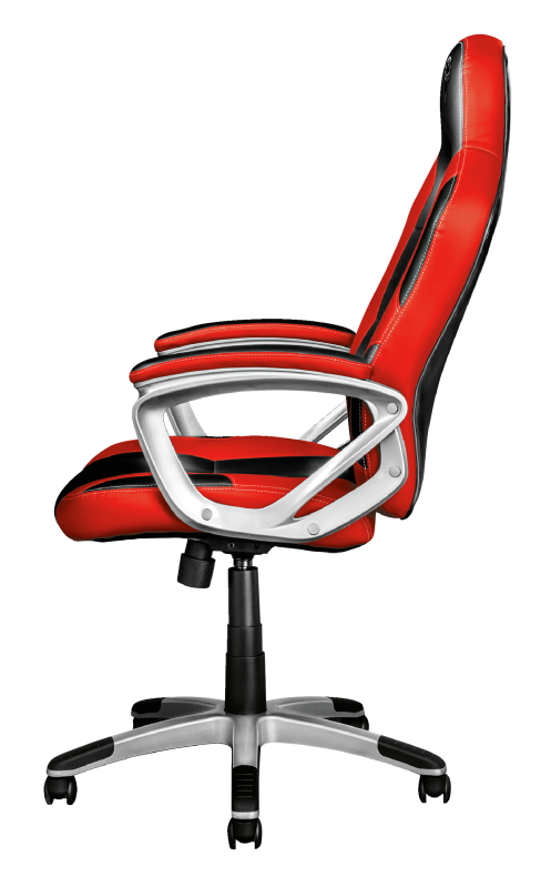GXT 705R Ryon Gaming Chair - red-Side