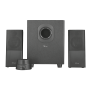 Teros 2.1 Speaker Set for pc and laptop-Front