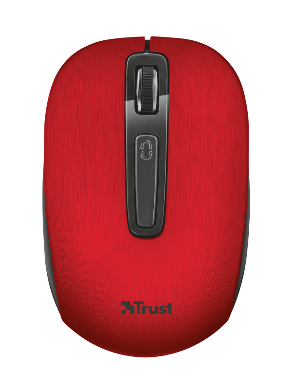 Aera Wireless Mouse - red-Top