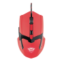 GXT 101-SR Spectra Gaming Mouse - red-Top
