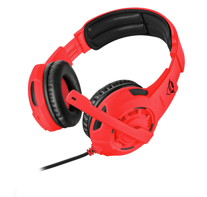 GXT 310-SR Spectra Gaming Headset - red-Visual