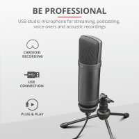 GXT 252+ Emita Plus Streaming Microphone