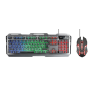 GXT 845 Tural Gaming Combo (keyboard with mouse)-Top