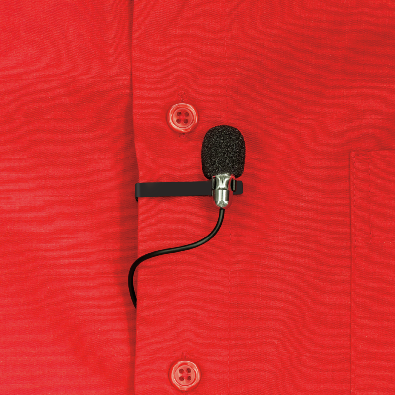 Lava USB Clip-on Microphone-Extra