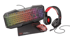 GXT 788RW 4 in 1 Gaming Bundle for pc and laptop