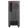 GXT 1110 windowed mid-tower ATX PC case-Back