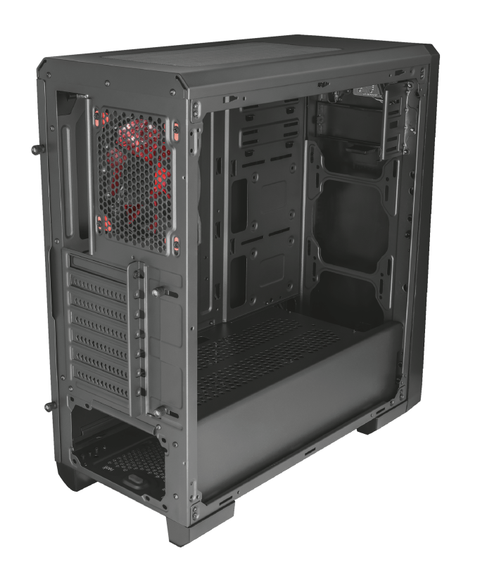 GXT 1110 windowed mid-tower ATX PC case-Visual