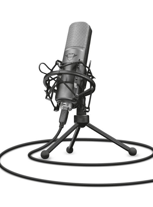 GXT 242 Lance Streaming Microphone-Visual