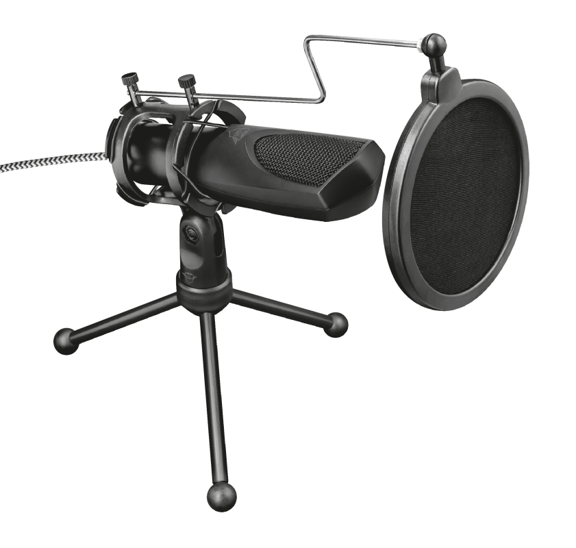 GXT 232 Mantis USB Streaming Microphone-Extra