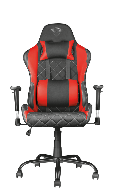 GXT 707R Resto Gaming Chair - red including Far Cry 5-Front
