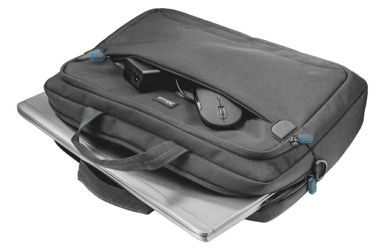 """Marra Carry Bag for 17.3"""" laptops-Visual"""