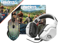 GXT Gaming Bundle 3-in-1 including Far Cry 5