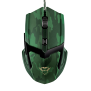 GXT 101C GAV Gaming Mouse - camo green-Top