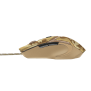 GXT 101D GAV Gaming Mouse - camo brown-Side