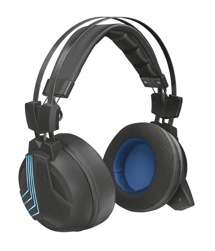 GXT 393 Magna Wireless 7.1 Surround Gaming Headset-Visual