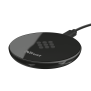 Primo Wireless Charger for smartphones - black-Visual