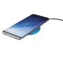 Primo Wireless Charger for smartphones - blue-Visual