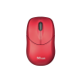 Inu Small Wireless Mouse - red-Top