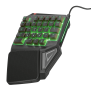 GXT 888 Assa One Handed Gaming Keyboard-Visual