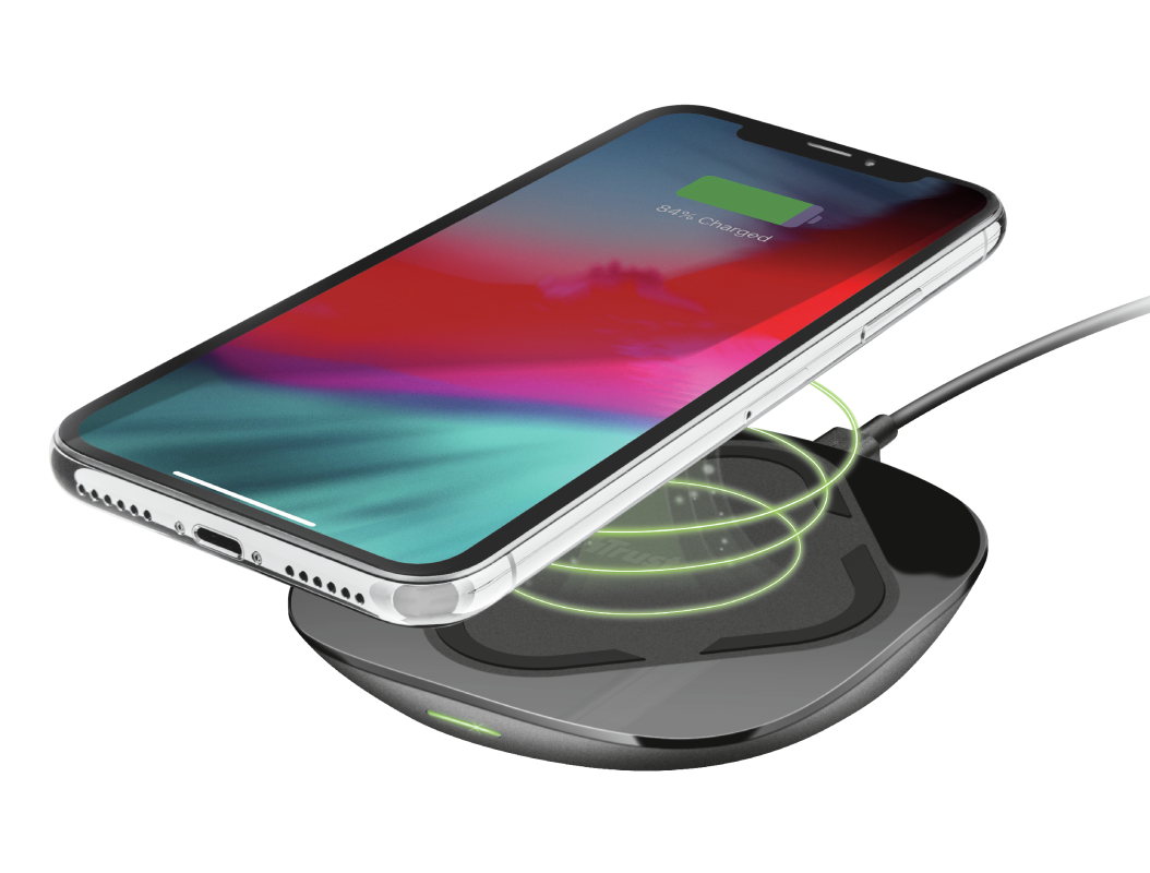 CITO15 Ultra-Fast Wireless Charger for smartphones-Visual