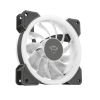 ab1e9980af1 GXT 770 RGB Illuminated PC Case Fan 2-pack. Available in stores now