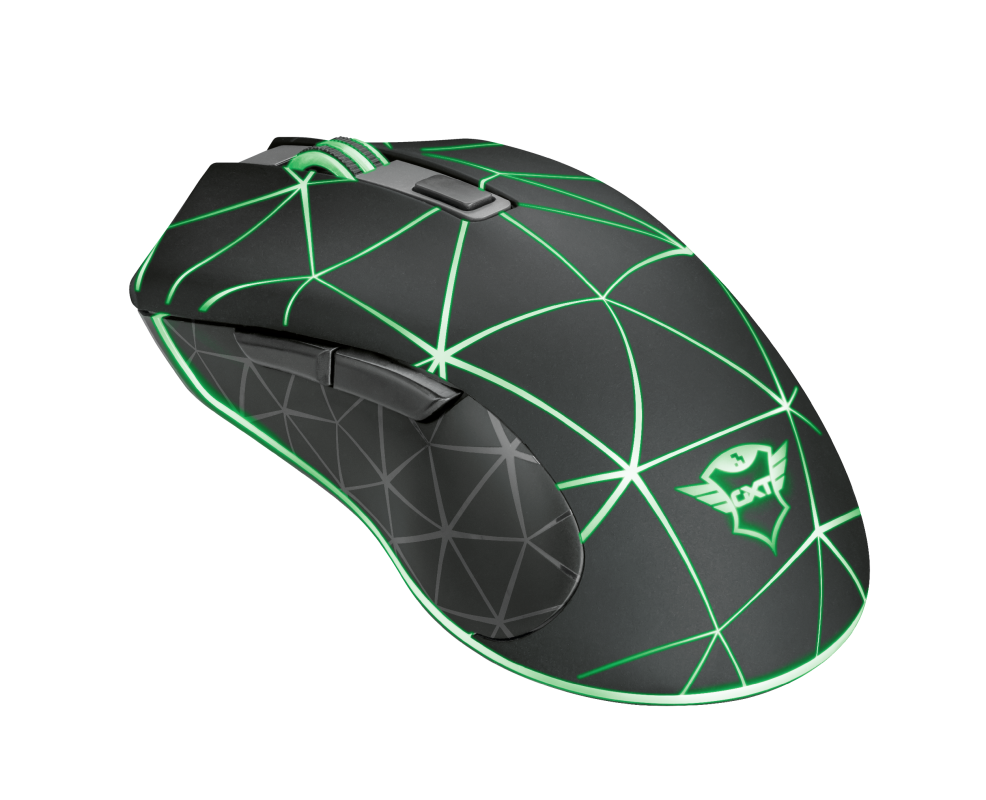 GXT 133 Locx Illuminated Gaming Mouse-Visual