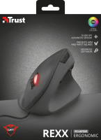 GXT 144 Rexx Vertical Gaming Mouse