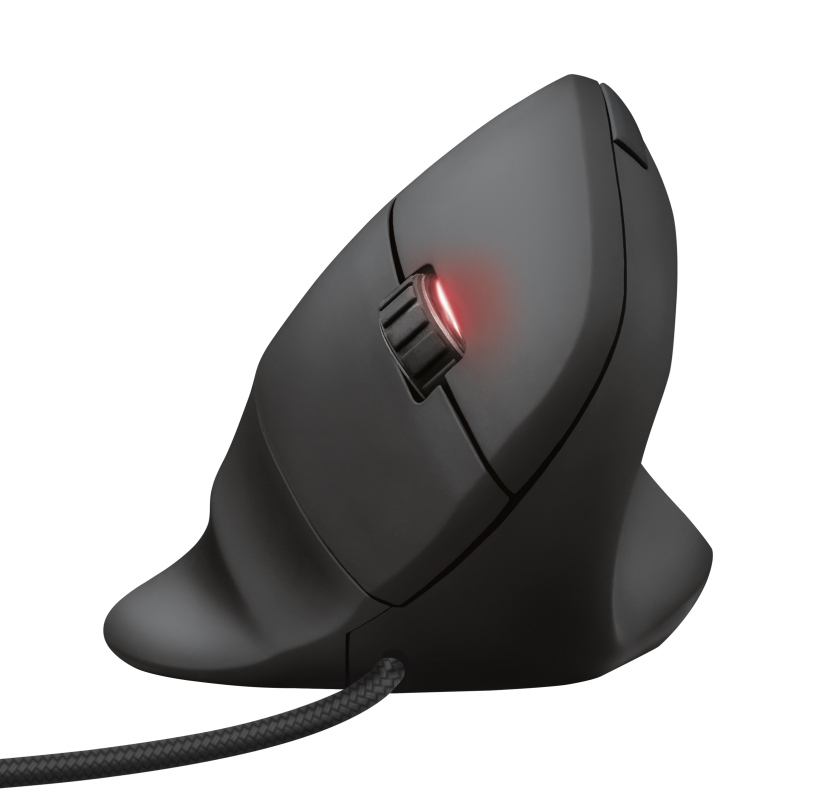 GXT 144 Rexx Ergonomic Vertical Gaming Mouse-Front