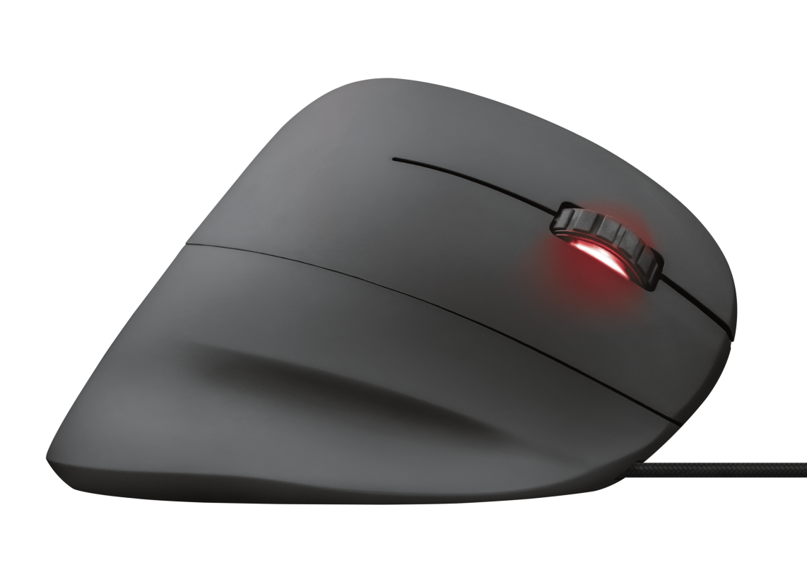 GXT 144 Rexx Ergonomic Vertical Gaming Mouse-Side