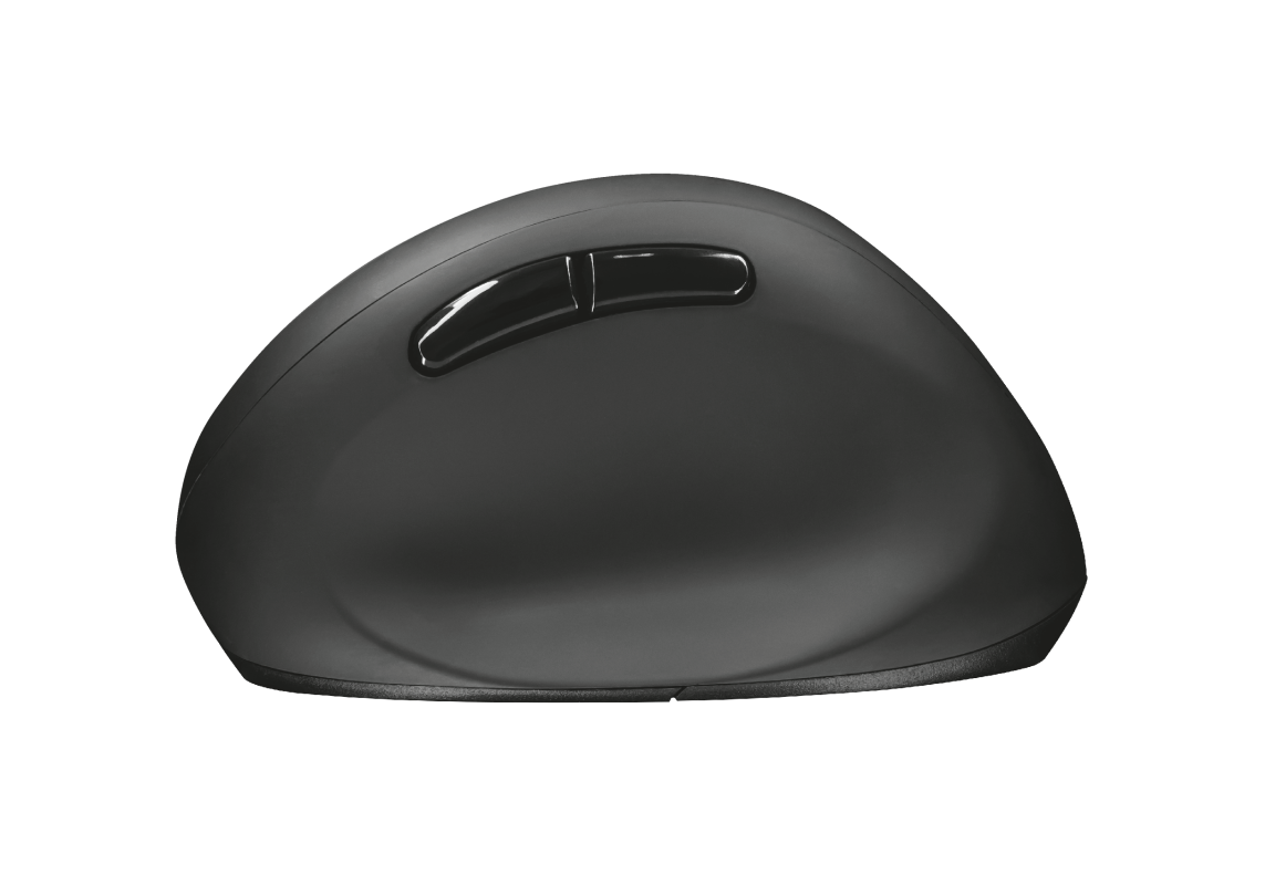 Orbo Compact Ergonomic Wireless Mouse-Side