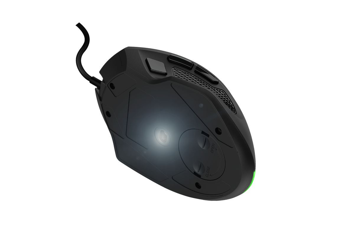 GXT 165 Celox RGB Gaming Mouse-Extra
