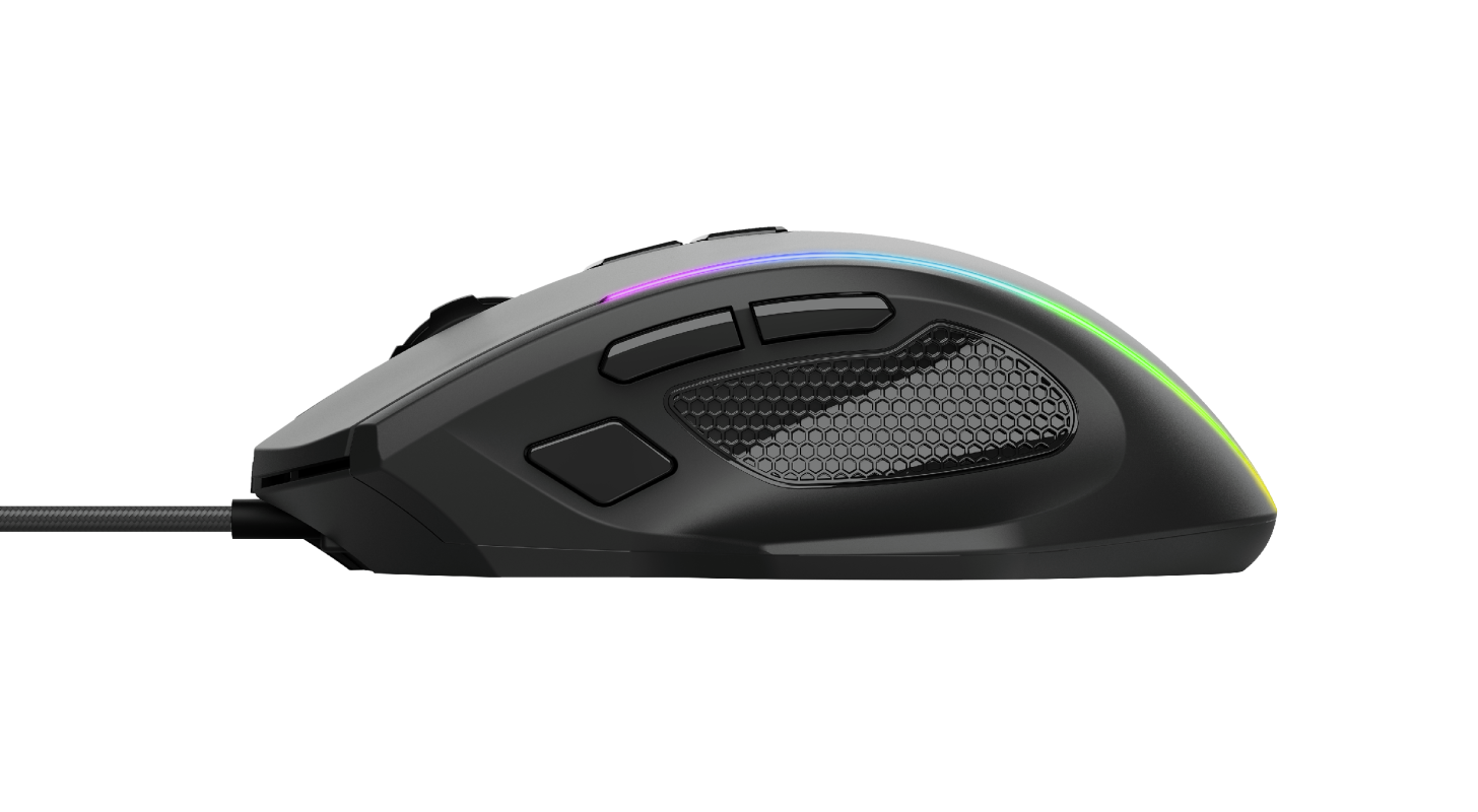 GXT 165 Celox RGB Gaming Mouse-Side