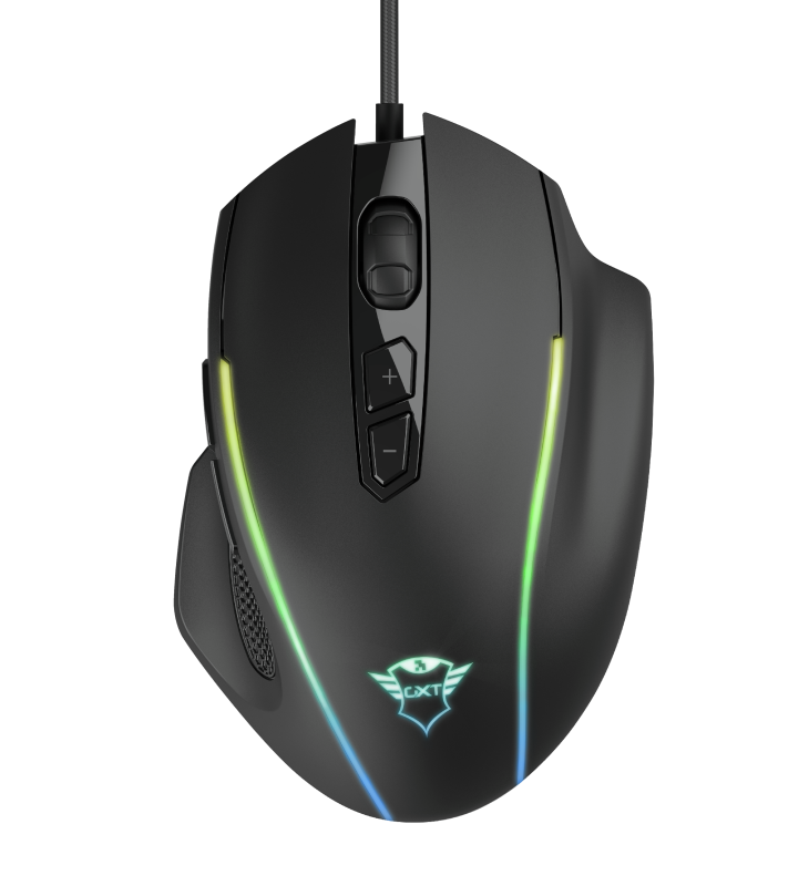 GXT 165 Celox RGB Gaming Mouse-Top