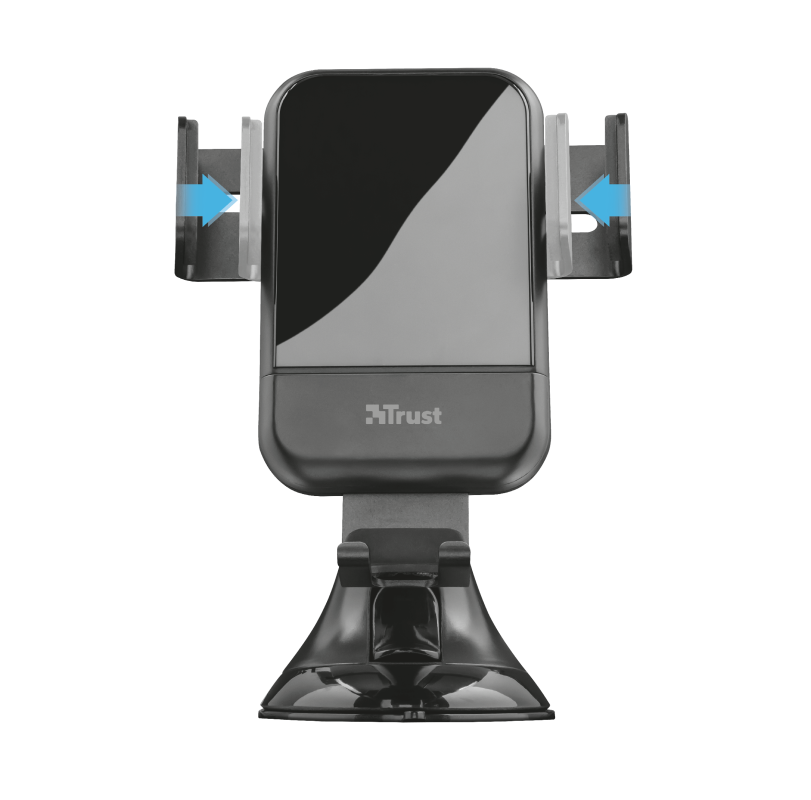Juvo10 Wireless Fast-charging Car Phone Holder-Front